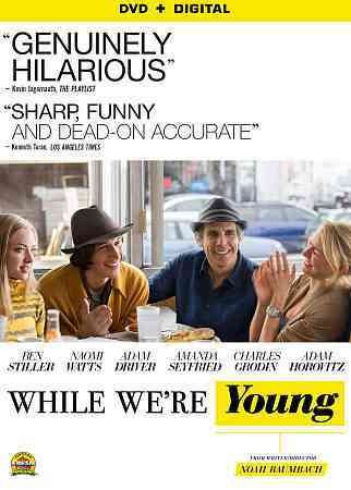 Cover of While We're Young