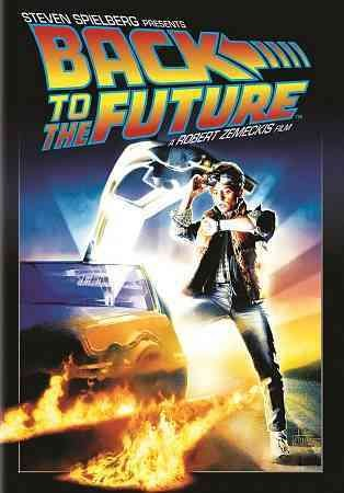 Cover of Back to the Future