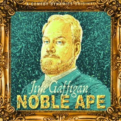 Cover of Noble Ape
