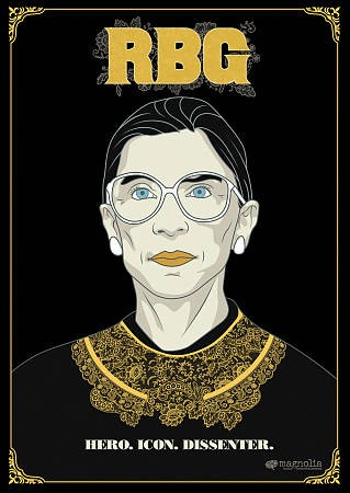 Cover of RBG
