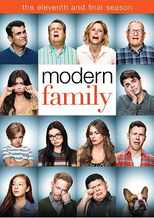 Cover of Modern family, Season Eleven
