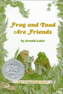 Cover of Frog and Toad Are Friends