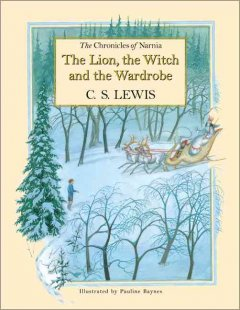 Cover of The Lion, the Witch, and the Wardrobe