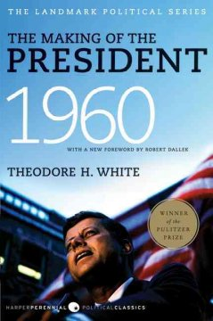 Cover of The Making of the President, 1960
