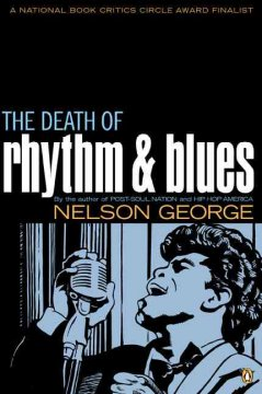 Cover of The Death of Rhythm and Blues
