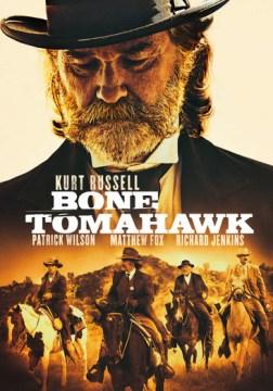Cover of Bone Tomahawk (2015)