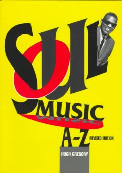 Cover of Soul Music A - Z