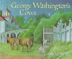 Cover of George Washington's Cows