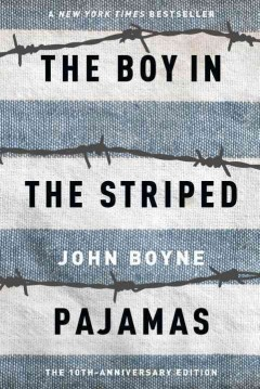 Cover of The Boy in Striped Pajamas: A Fable