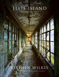 Cover of Ellis Island: Ghosts of freedom