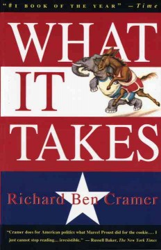 Cover of What it Takes