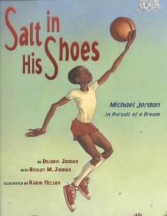 Cover of Salt in His Shoes