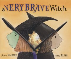 Cover of A Very Brave Witch