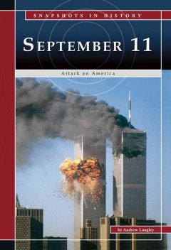 Cover of September 11 : attack on America