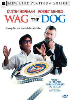 Cover of Wag the Dog