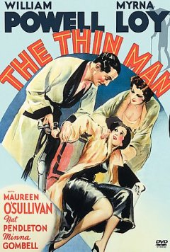 Cover of The Thin Man