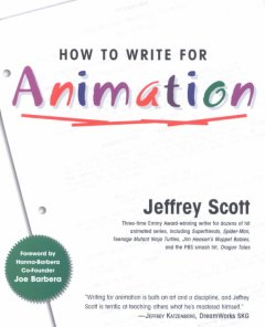 Cover of How to Write for Animation