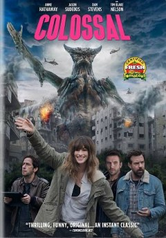 Cover of Colossal (2016)