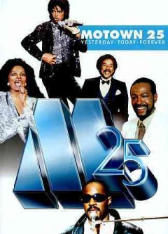 Cover of Motown 25