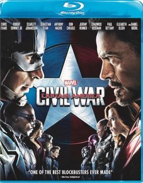 Cover of Captain America: Civil War