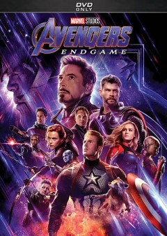 Cover of Avengers: End Game