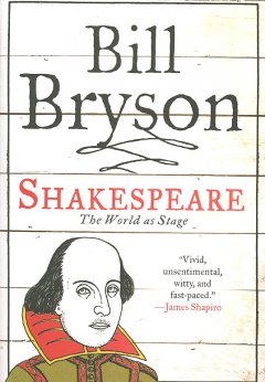 Cover of Shakespeare : the world as stage