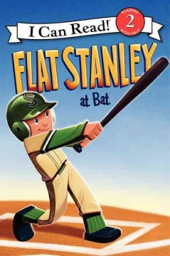 Cover of Flat Stanley at Bat