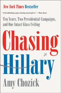 Cover of Chasing Hillary