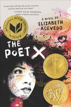 Cover of The Poet X