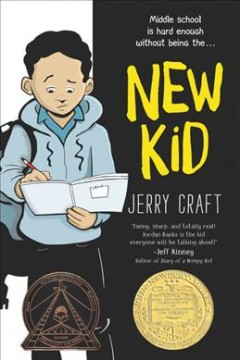 Cover of The New Kid