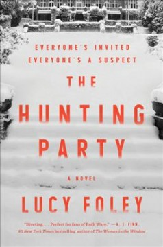 Cover of The Hunting Party