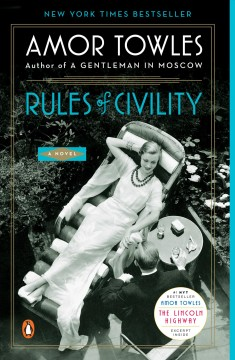 Cover of The Rules of Civility