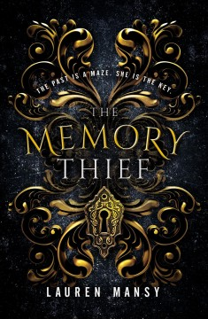 Cover of The Memory Thief