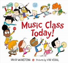 Cover of Music Class Today!