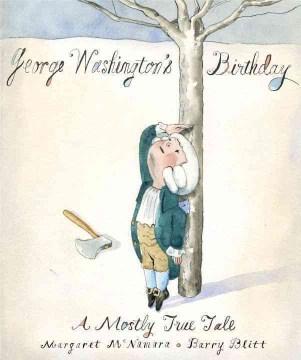 Cover of George Washington's Birthday