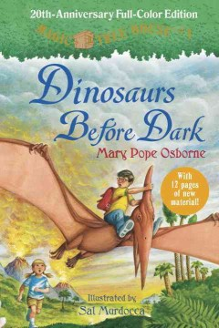 Cover of Magic Tree House: Dinosaurs Before Dark