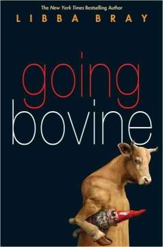 Cover of Going Bovine
