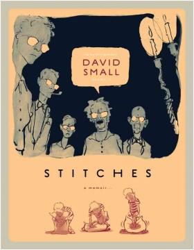 Cover of Stitches: A Memoir