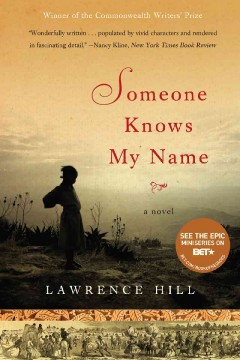 Cover of Someone Knows My Name