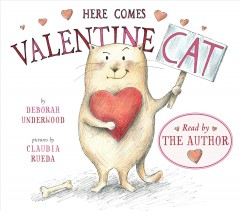 Cover of Here Comes Valentine Cat