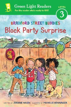 Cover of Block Party Surprise