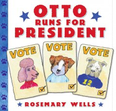 Cover of Otto Runs for President
