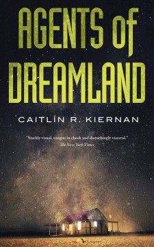 Cover of Agents of Dreamland