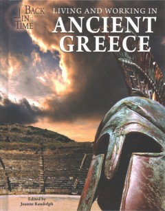 Cover of Living and working in ancient Greece