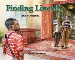 Cover of Finding Lincoln