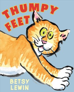 Cover of Thumpy Feet