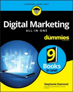 Cover of Digital Marketing All-In-One