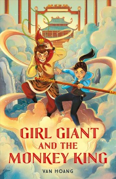 Cover of Girl Giant and the Monkey King
