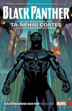 Cover of Black Panther: A Nation Under Our Feet