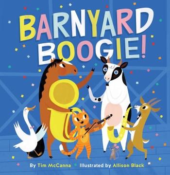 Cover of Barnyard Boogie!